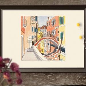 Canal,bridge-and-fondamenta-colori
