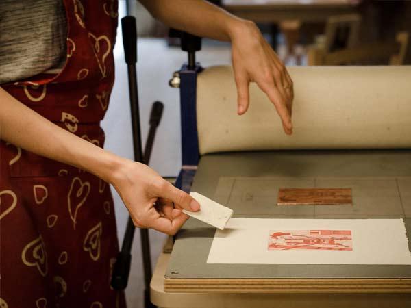 Printmaking Courses