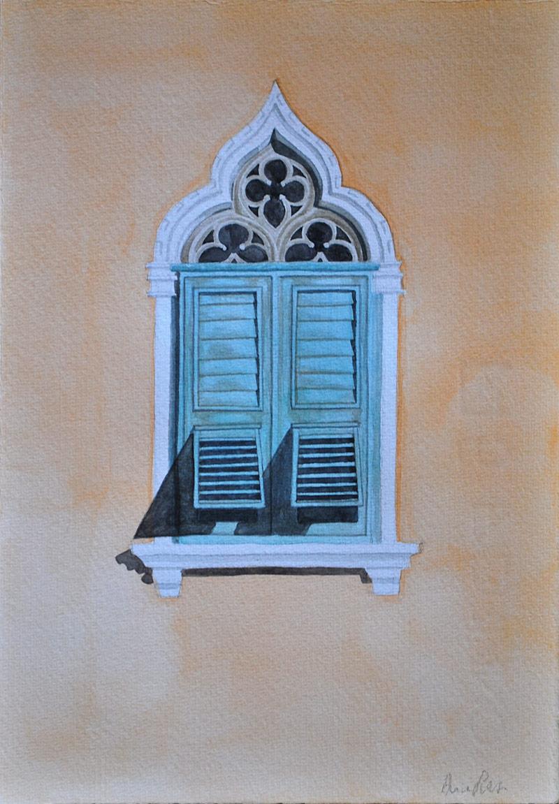 Finestra veneziana 02 plum plum creations - Veneziana finestra ...