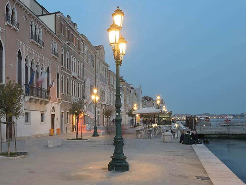 le Zattere a Venezia